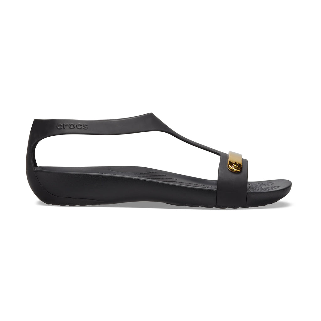 Crocs Women's Serena Metallic Bar Sandal