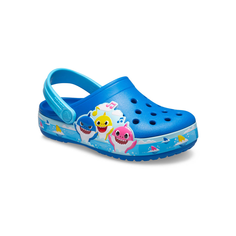 Crocs Kids Funlab Baby Shark Band Clog