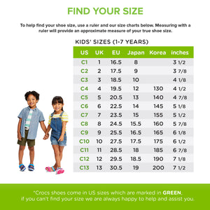 Crocs Kids' Boys LiteRide™ Pacer Shoe