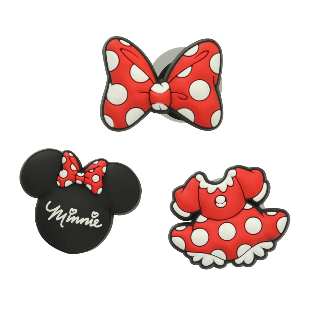 Crocs Jibbitz™ Charm Minnie Mouse Pack
