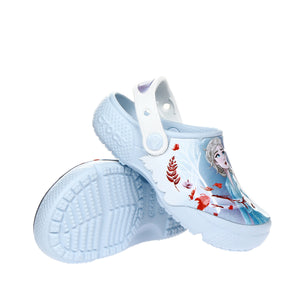 Crocs Girl's Fun Lab Disney Frozen 2 Clog