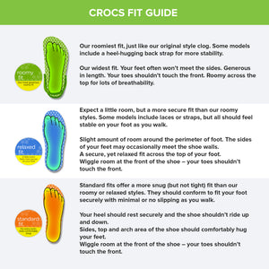 Crocs Bistro Graphic Clog