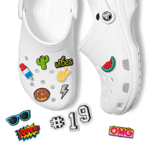 Crocs Jibbitz™ Charm Disney Mickey Mouse Pack