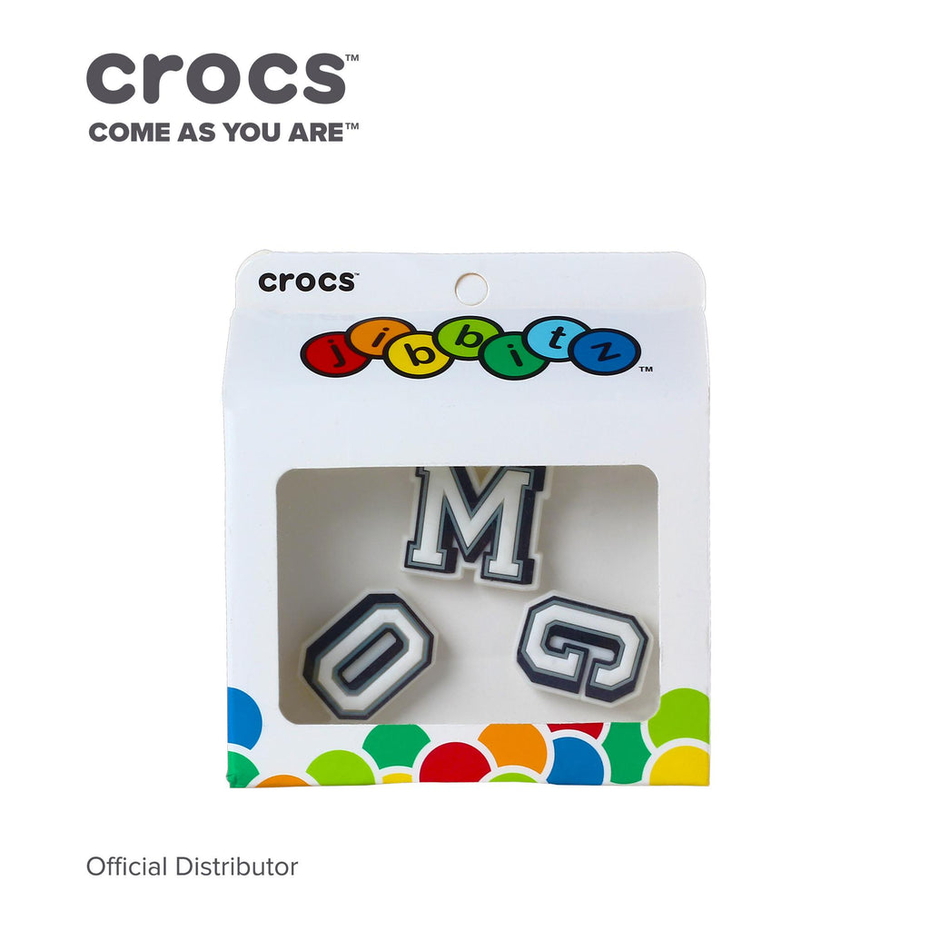 Crocs Jibbitz™ Charms OMG Pack