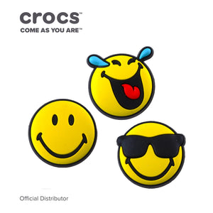 Crocs Jibbitz™ Smiley Brand Cool Pack
