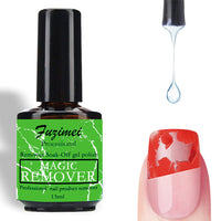 Magic Gel Nail Remover