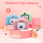 Kids Shockproof Camera