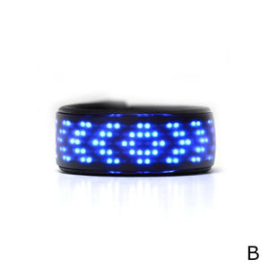 LED Shoe Clip for Night Visibility