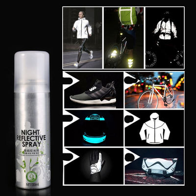 Safe Night Glow Spray