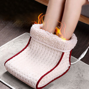 WinterWear™ Electric Foot Warmer