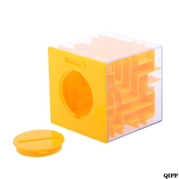 Maze Magic Piggy Bank