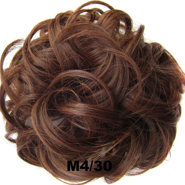 2-Piece Voluminous Hair Scrunchy