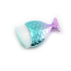 Mermaid Contour Brush