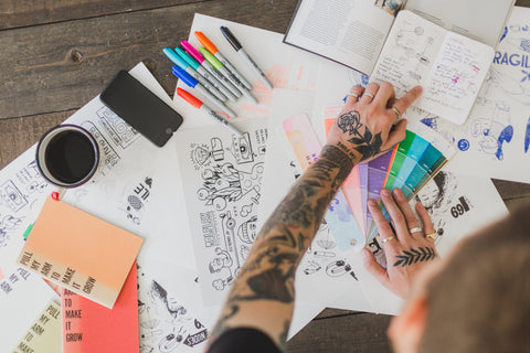 5 Steps to Becoming a Successful Freelance Designer