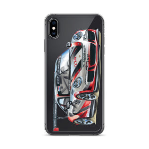 911 Cup Car | iPhone Case - Original Artwork by Our Designers - MAROON VAULT STUDIO