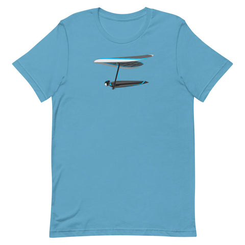 Thermal Pilot - Blue Pilot | Short-Sleeve Unisex T-Shirt - MAROON VAULT STUDIO