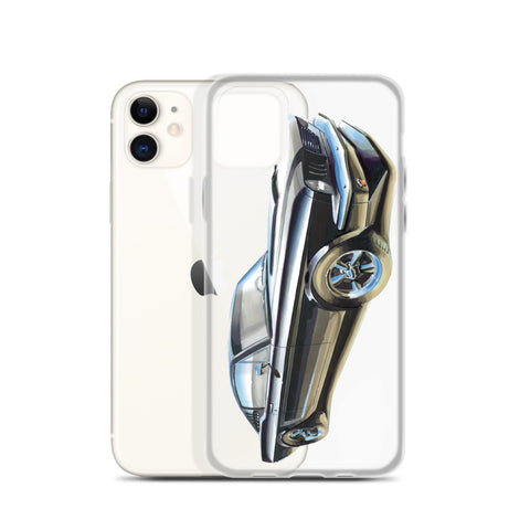 Mustang 65 | iPhone Case - Original Artwork by Our Designers - MAROON VAULT STUDIO