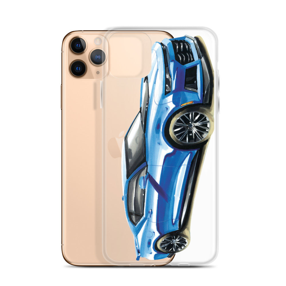 Camaro ZR1 | iPhone Case - Original Artwork by Our Designers - MAROON VAULT STUDIO