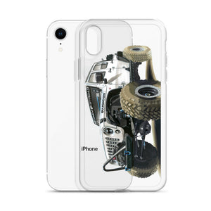 Rubicon [White] iPhone Case | Original Artwork by Our Designers - MAROON VAULT STUDIO