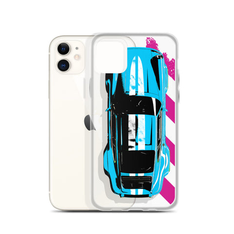 911 Classic | iPhone Case - Original Artwork by Our Designers - MAROON VAULT STUDIO