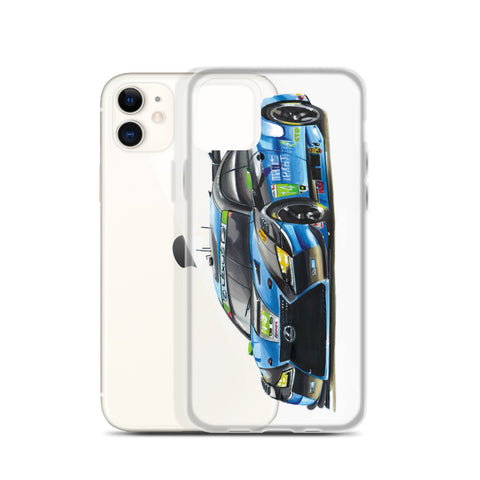 GT3 Race Car | iPhone Case - Original Artwork by Our Designers - MAROON VAULT STUDIO