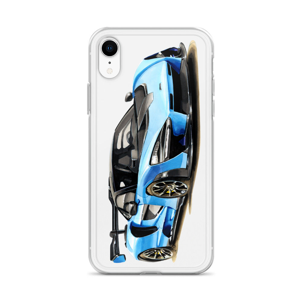 Senna | iPhone Case - Original Artwork by Our Designers - MAROON VAULT STUDIO