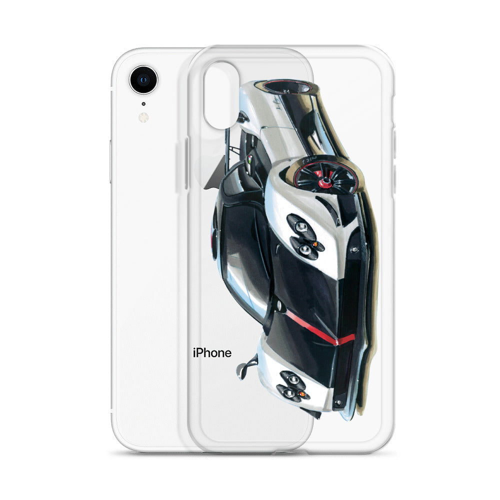 Zonda | iPhone Case - Original Artwork by Our Designers - MAROON VAULT STUDIO