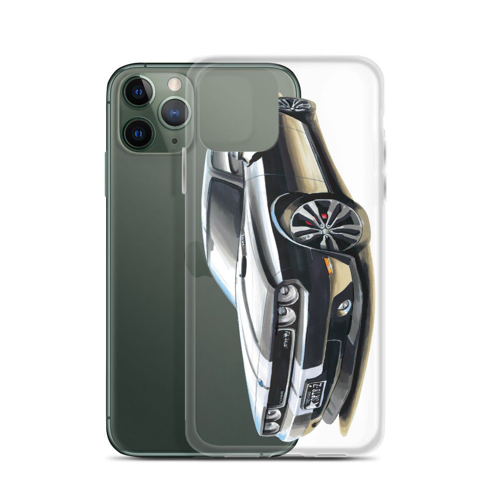 Challenger | iPhone Case - Original Artwork by Our Designers - MAROON VAULT STUDIO