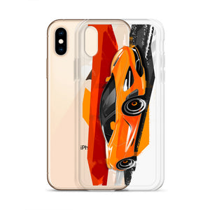 720s | iPhone Case - Original Artwork by Our Designers - MAROON VAULT STUDIO