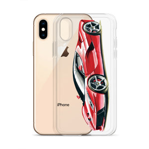 LaFerrari | iPhone Case - Original Artwork by Our Designers - MAROON VAULT STUDIO