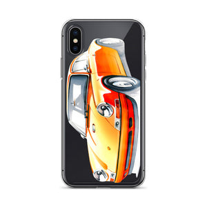 911 Singer | iPhone Case - Original Artwork by Our Designers - MAROON VAULT STUDIO