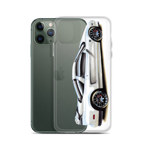 NSX | iPhone Case - Original Artwork by Our Designers - MAROON VAULT STUDIO