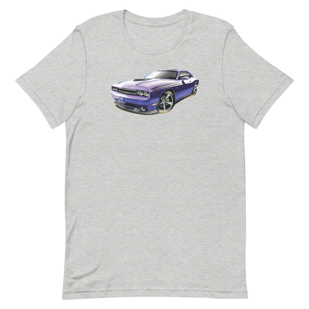 Challenger Shaker | Short-Sleeve Unisex T-Shirt - Original Artwork by Our Designers - MAROON VAULT STUDIO