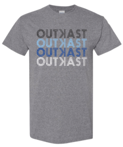 Outꓘast T-shirt and Hoodie