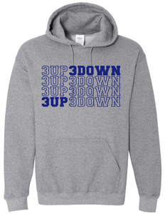 3up 3down - T-shirts, Hoodies, Tanks (Click to view more)