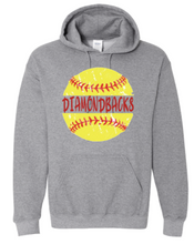 Load image into Gallery viewer, Diamondback Softball- T-Shirt & Hoodies (Click to view more)
