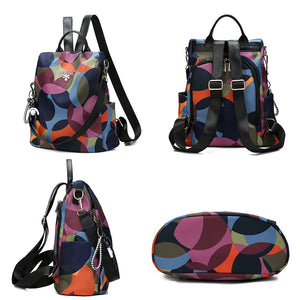 COOL RETRO MULTI-FUNCTIONAL BACKPACK – B and L Shoppe