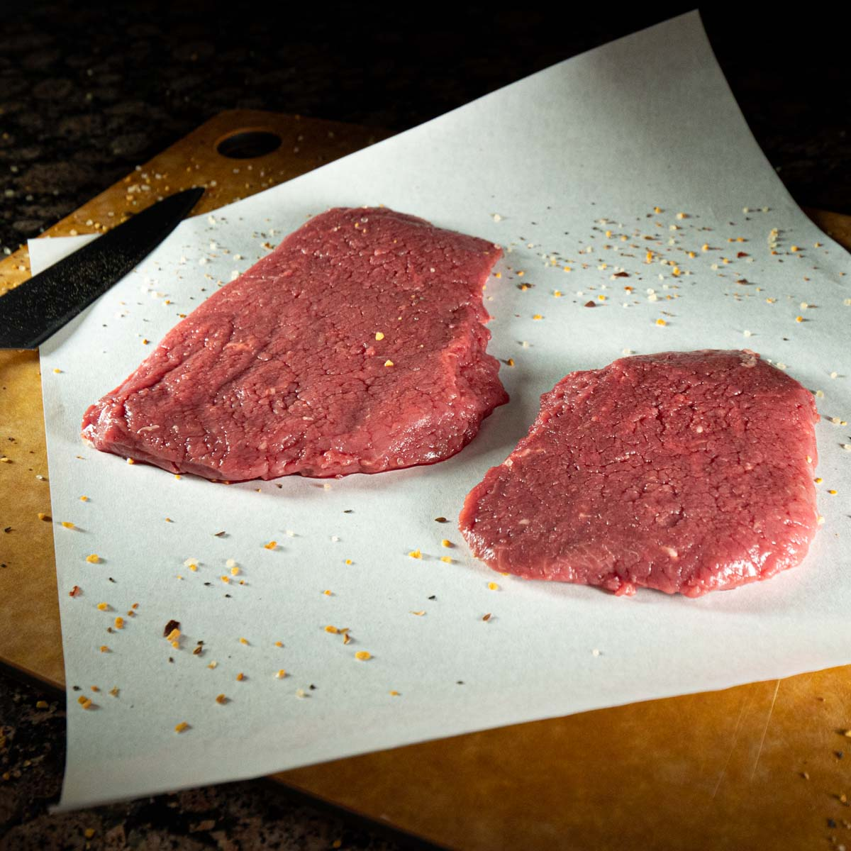 Minute Steaks