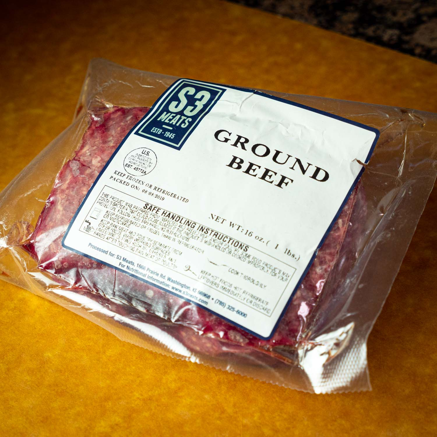 Quarter Beef - 100% Grass-Fed & Finished