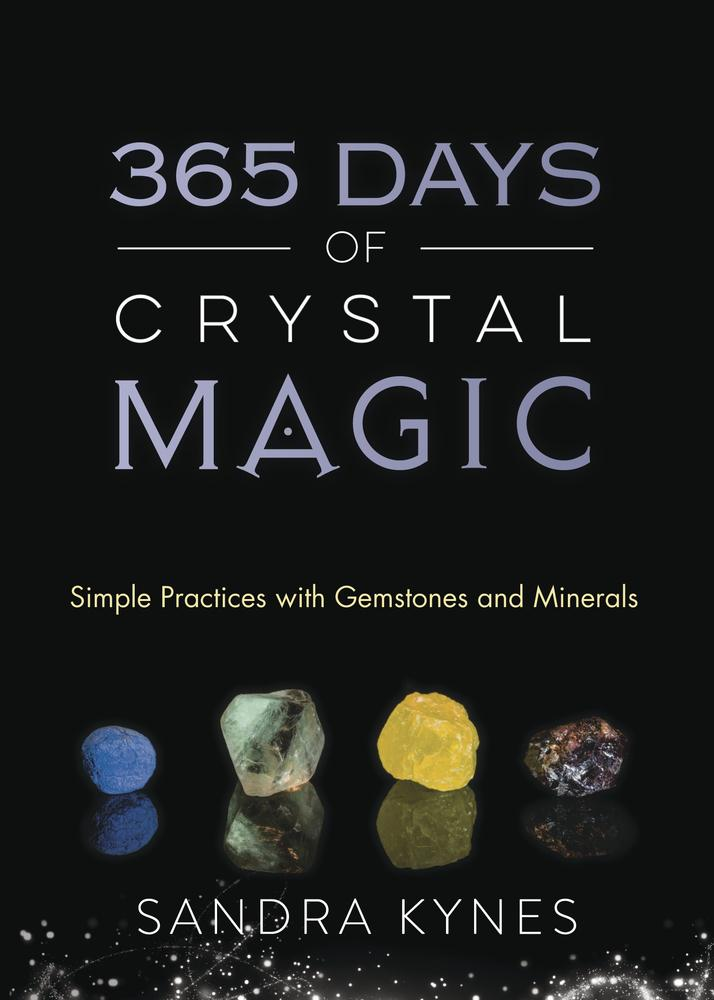 365 Days of Crystal Magic Book