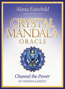 Crystal Mandala Oracle - WHYTE QUARTZ
