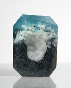 Capricorn Crystal Soap
