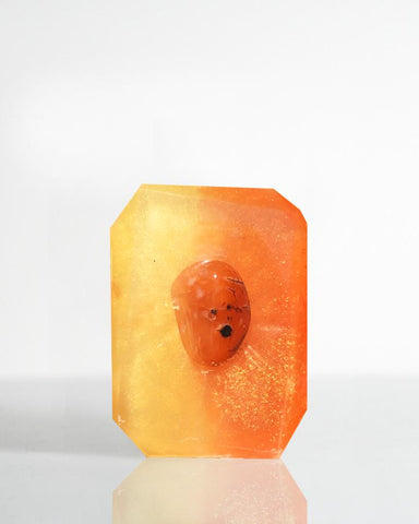 Fire Crystal Soap