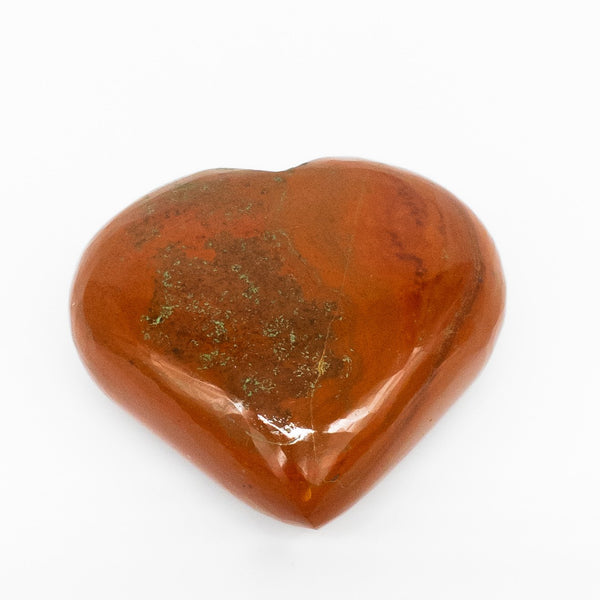 Natural Polished Stone Heart