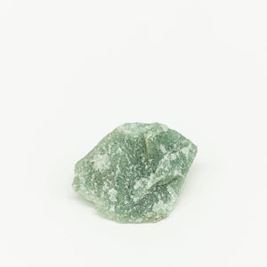 Green Quartz Rough Stone - WHYTE QUARTZ