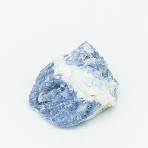 Sodalite Rough Stone - WHYTE QUARTZ