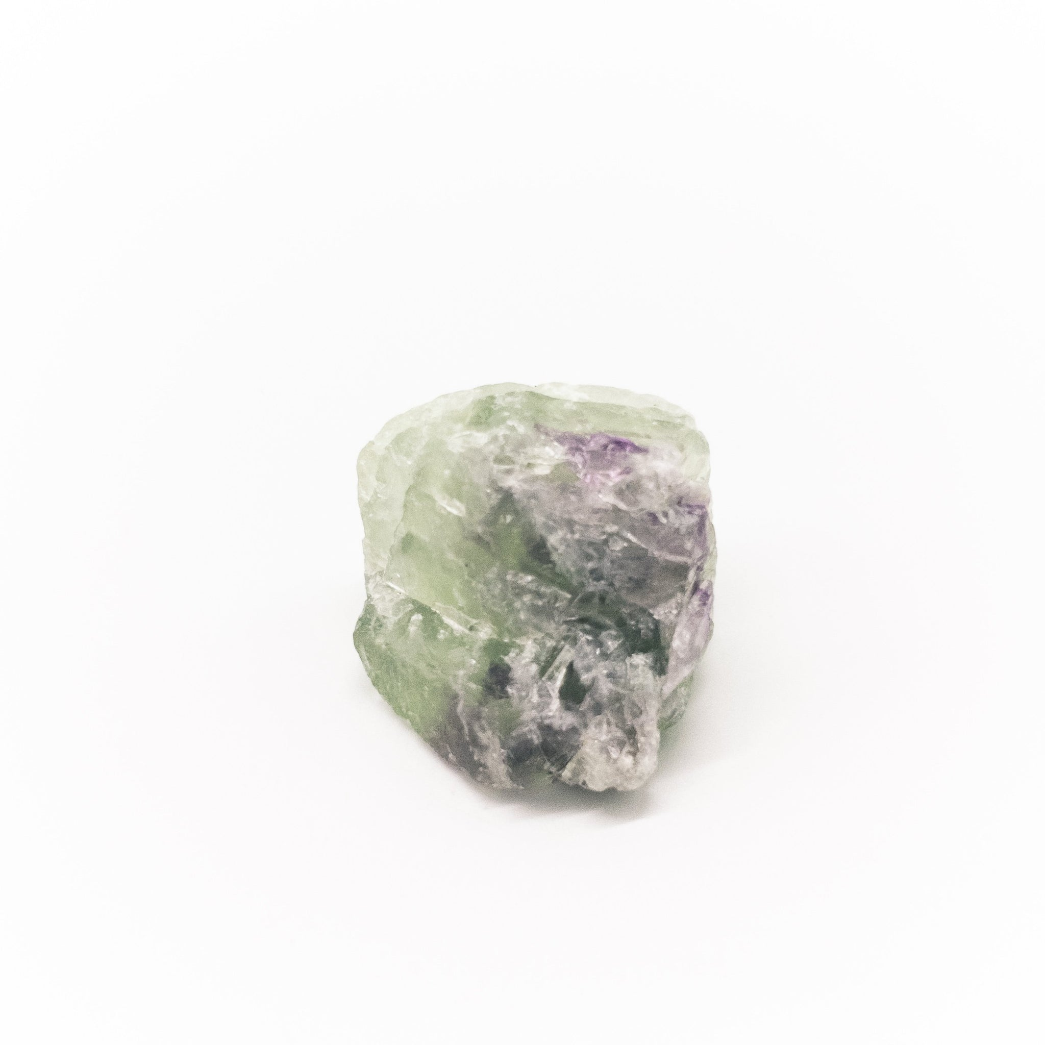 Fluorite Rough Stone - WHYTE QUARTZ