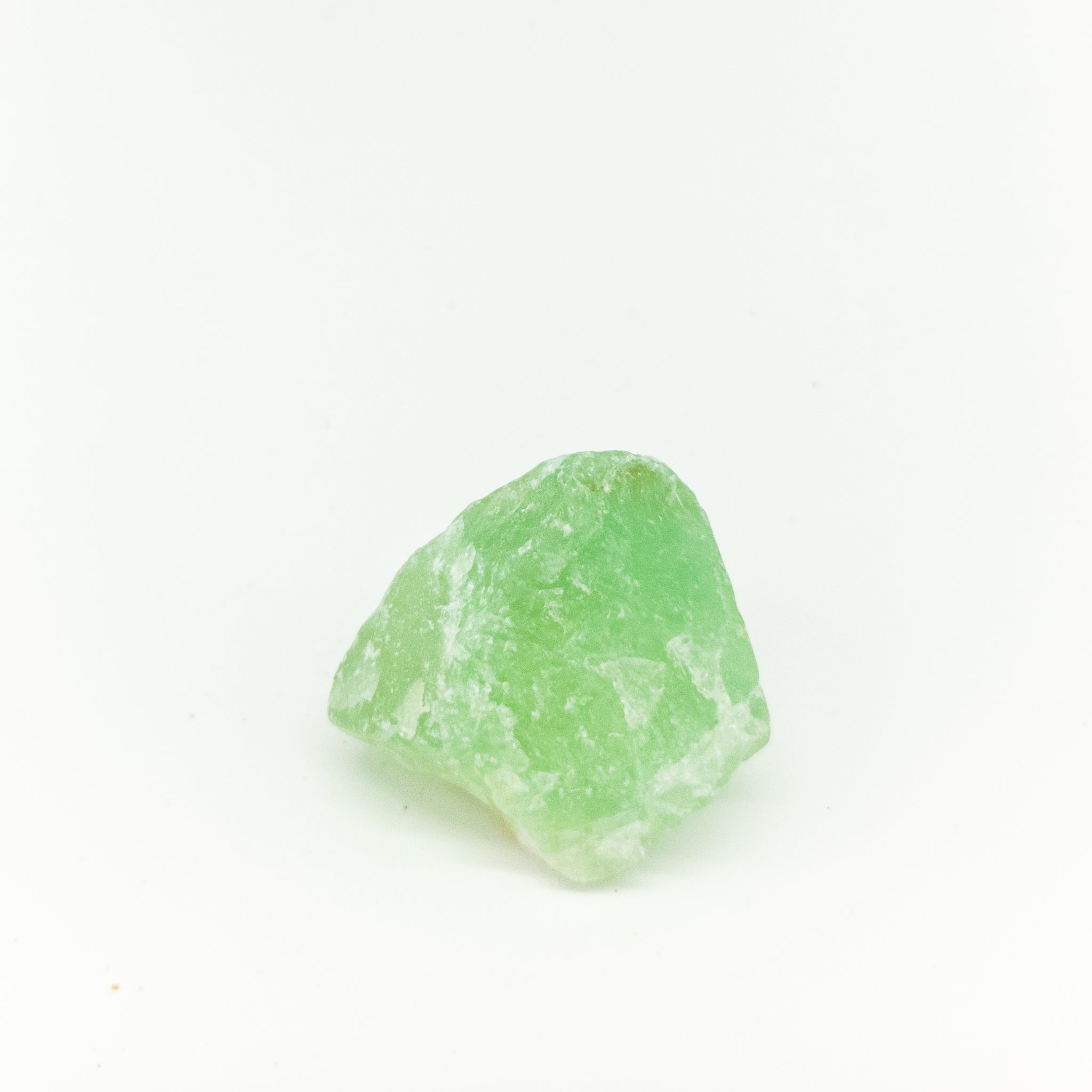 NEW! Small Green Fluorite chunks