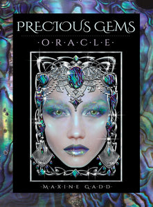 Precious Gems Oracle - WHYTE QUARTZ