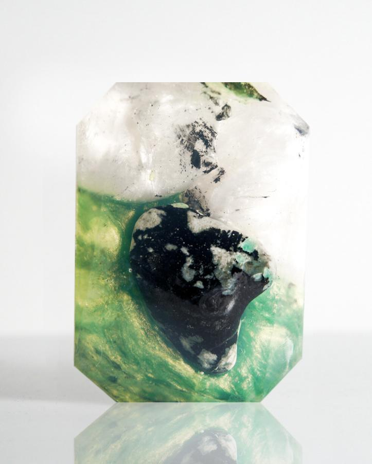 Taurus Crystal Soap